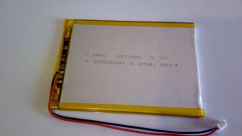 LiPo akkumulátor