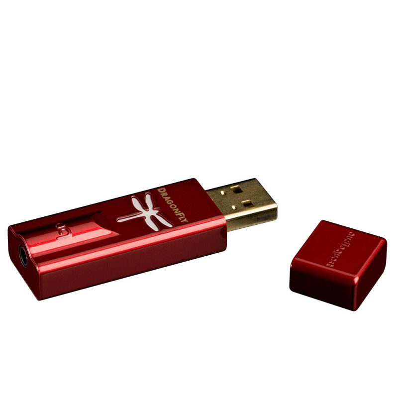 Dragonfly Red USB konverter